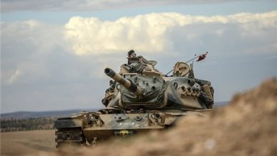Photo of Turkish forces filmed attacking Syrian Army during terrorist offensive in east Idlib