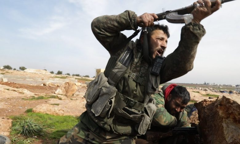 Photo of EXC.FOOTAGE: Never before seen footage of Syrian Army advance across Idlib and Aleppo