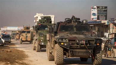 Photo of Turkey military convoy enters Idlib to protect terrorists, impede Syrian forces advance: Army