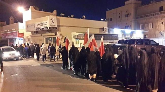 Photo of In nationwide move, protesters mark 9th anniversary of Bahrain uprising