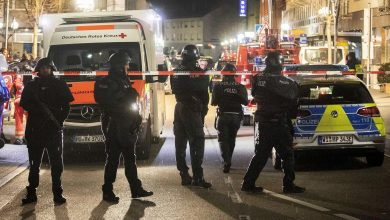Photo of Germany: Shootings at two bars leave eight dead