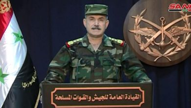 Photo of Syrian Army Command: Military Units Made Qualitative Achievements in Idlib Southern Countryside