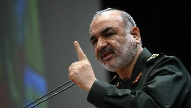Photo of Chief of Iran's IRGC Threatens to Submerge 'israel' in the Mediterranean Sea