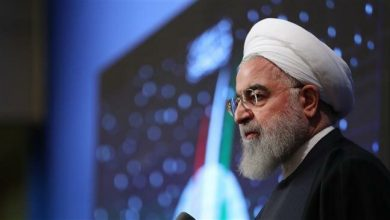 Photo of Iranian Nation to Brave Through Hardship: Rouhani