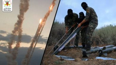 Photo of VIDEO Shows Gaza Rockets fired by Islamic Jihad at Zionist Settlements