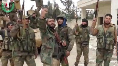 Photo of VIDEO shows Syrian Army inside strategic Aleppo sector for first time in years