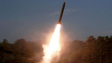Photo of N Korea fires two projectiles into Sea of Japan: South Korea's military