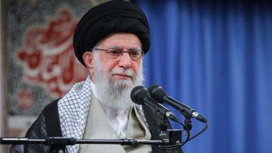 Photo of Leader Islamic Ummah Imam Sayyed Ali Khamenei Calls US Officials as Cruel, Terrorist Charlatans