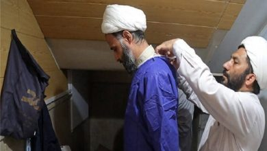 Photo of Iranian Seminary Students Offer Take Care of Western Elderly
