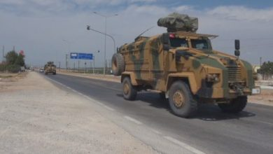 Photo of Turkish military sends convoy to Idlib, builds new base in Aleppo