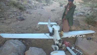 Photo of Hudaydah skies see another Saudi-led drone targeted by Yemeni fighters