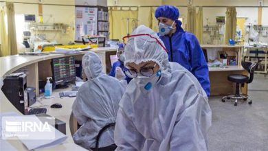 Photo of Iran taking delivery of N95 mask shipments amid fight against coronavirus