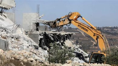 Photo of Terrorist israeli regime demolishes Palestinian homes amid coronavirus crisis