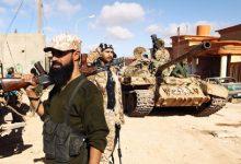 Photo of Libyan Army strikes airbase hosting Turkish troops in Tripoli