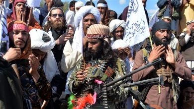 Photo of Great Satan US carries out airstrike on Afghan Taliban, days after signing 'peace' deal