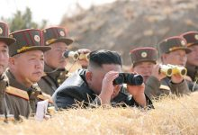 Photo of North Korea launches 2 unidentified projectiles: South