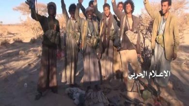 Photo of Ansarallah forces capture important military camp in northern Yemen