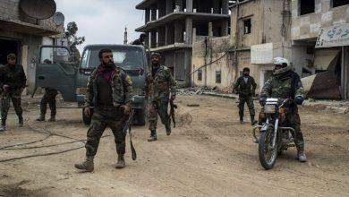 Photo of Syrian Army repels terrorist attack along Sweida-Daraa axis