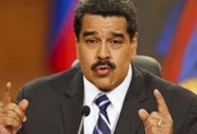 Photo of Venezuelan President vows to unleash 'Bolivarian rage' if US kills any officials