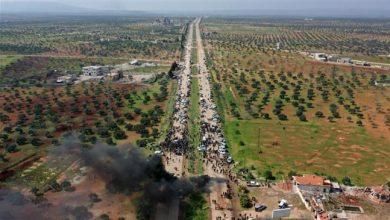 Photo of Turkish-backed terrorists undermine joint patrols in Idlib