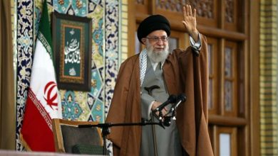 Photo of Imam Sayyed Ali Khamenei cancels New Year speech over coronavirus epidemic