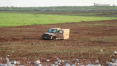 Photo of New images reveal destruction of Turkish-supplied vehicles in southern Aleppo