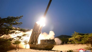 Photo of North Korea confirms test-firing of 'super-large' rocket launchers