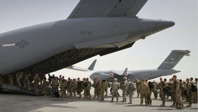 Photo of Great Satan US Begins Military Pullout from Two Afghan Bases amid Political Crisis