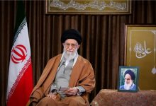 Photo of Ayatollah Khamenei Asks Unity of Human Society against Arrogant Powers
