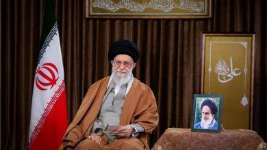 Photo of Ayatollah Khamenei Asks Unity of Human Society against Arrogant Powers