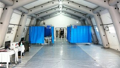 Photo of Deputy Commander: Nearly 2,000 Hospital Beds Made by IRGC for Coronavirus Patients
