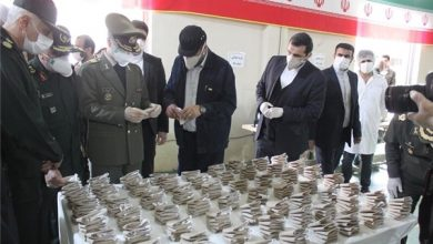 Photo of Iran Defense Ministry Invents Ionized Face Masks