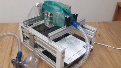 Photo of Iranian Researchers Develop Easy-to-Build Ventilator for Coronavirus Patients