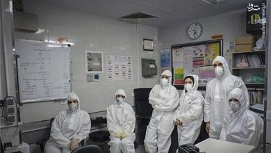 Photo of Iranian Scientists Working to Diagnose COVID-19 via Studying Cough Patterns