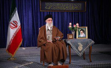 Photo of Leader of Islamic Ummah Imam Sayyed Ali Khamenei hails Iranian nation for 'shining' performance in anti-virus battle