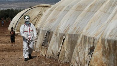 Photo of Syrian UN envoy calls for removing of all US economic sanctions amid COVID-19 pandemic