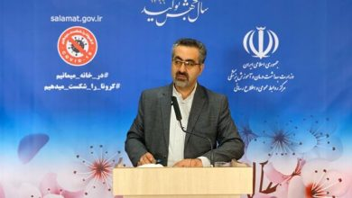 Photo of Nearly 17k recovered from Covid-19 in Iran: health official