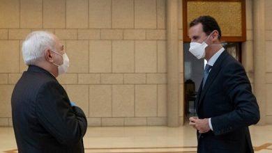 Photo of Zarif's visit to Syria in eye of world media