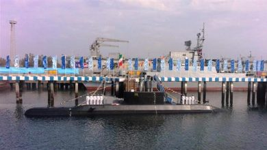Photo of Iran's overhauled, radar-evading Ghadir-class submarine joins naval fleet
