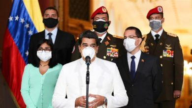 Photo of Venezuela's Maduro pens open letter to Americans