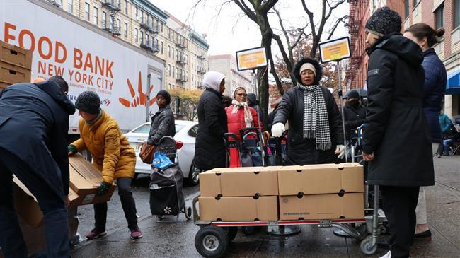 Photo of US facing hunger crisis as coronavirus pandemic worsens