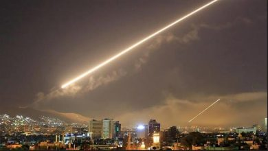 Photo of Syria air defenses down zionist regime missiles over Damascus