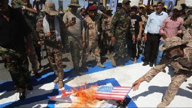 Photo of Iraqi resistance groups say on alert for false-flag US operations