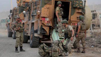 Photo of Turkish military strikes Syrian Army troops again in Al-Raqqa