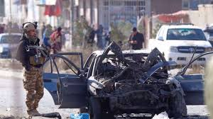 Photo of Multiple casualties as bomb attack hits near Afghan capital