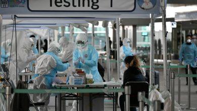Photo of S.Korea Says Recovered Coronavirus Patients Test Positive Again