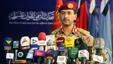 Photo of Yemeni Army Spokesman Reveals Escalation of Saudi-led Aggression Forces, Vows Response