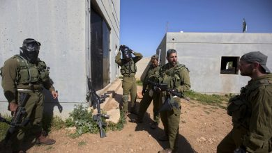 Photo of Unidentified Person Infiltrates Zionist Base, Stabs Occupation Soldier