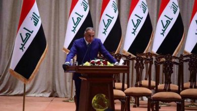 Photo of Iraqi territory won't be used as launching ground against others: Al-Kadhimi