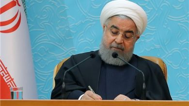 Photo of Iranian President Communicates Law to Confront Hostile Acts of Zionists against Peace, Security
